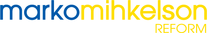 Marko Mihkelson Logo